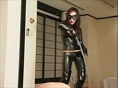 Japanese Whore Gets Her Cute Pussy Licked
